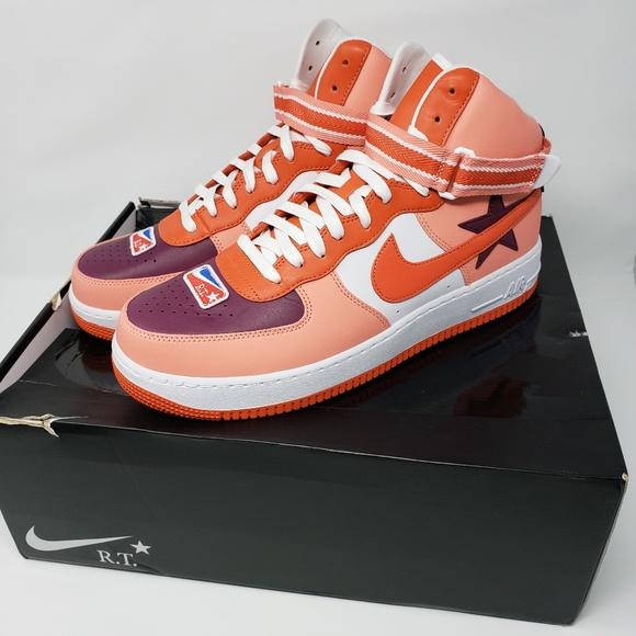 9a6fa9c88808 Riccardo Tisci x Nike Lab AF1 High